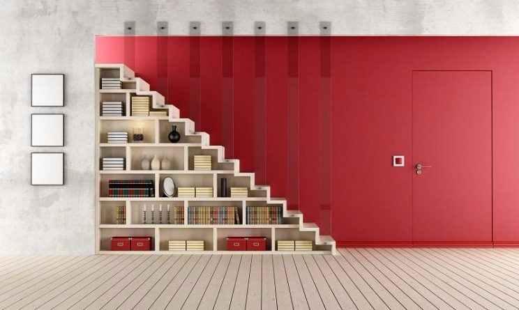 escaleras de interior nicas