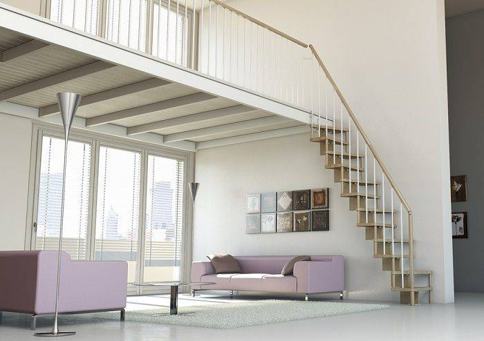 Escaleras interiores Basik