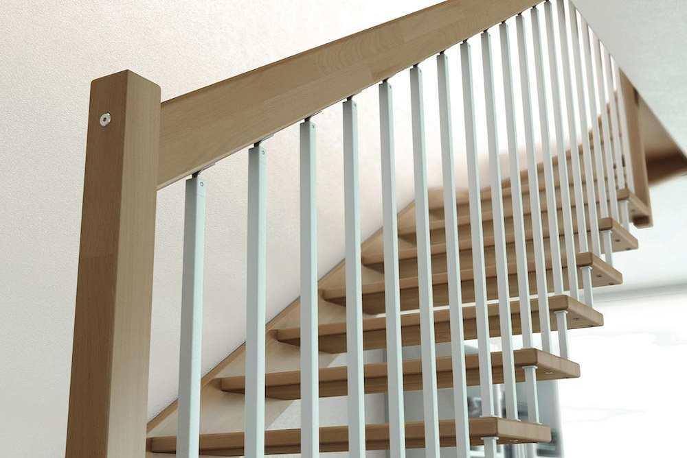 Barandas escaleras descubre cu l es la tuya - Modelos de escaleras de madera ...