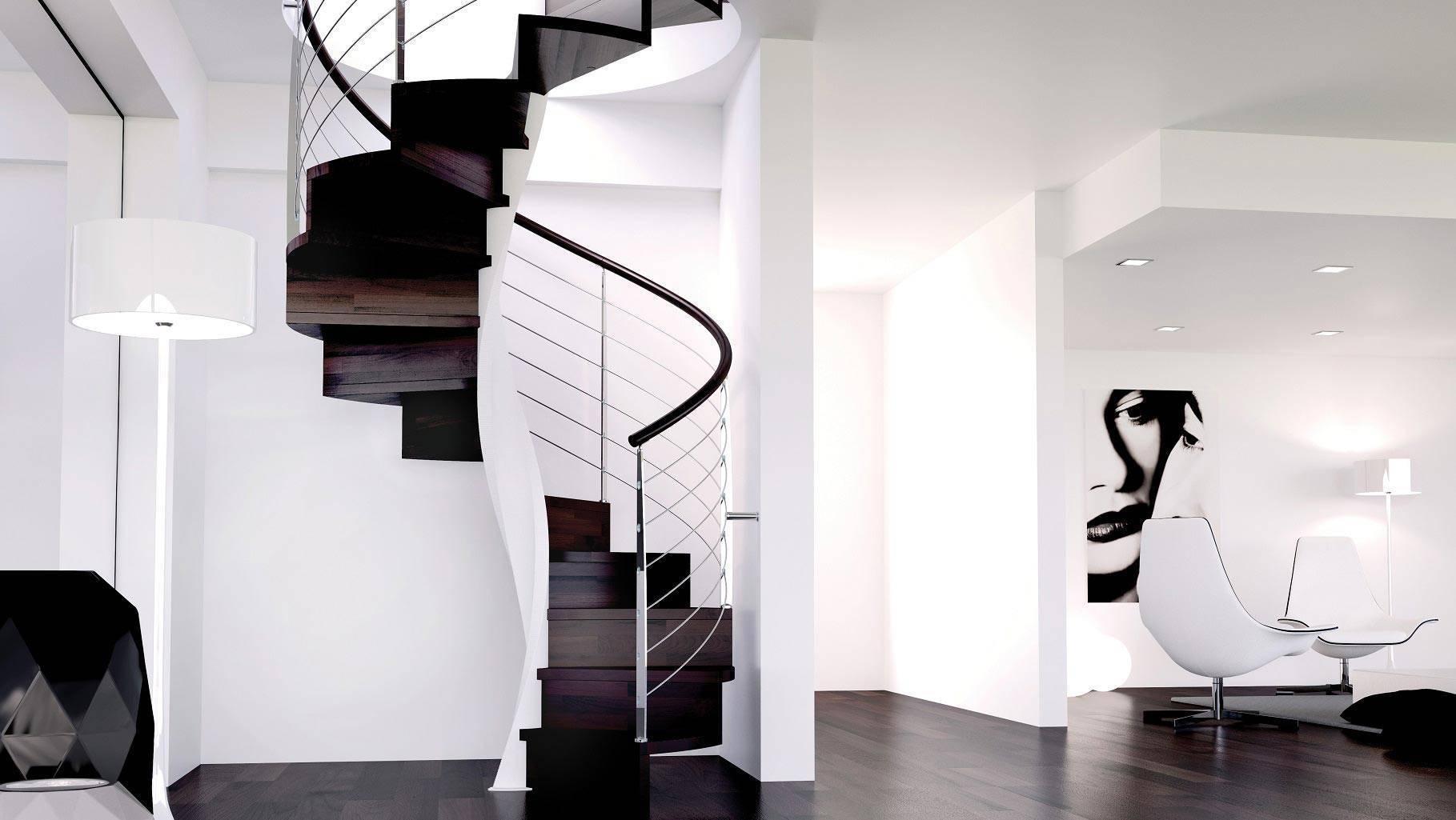 Escaleras de caracol - Idealkit.es