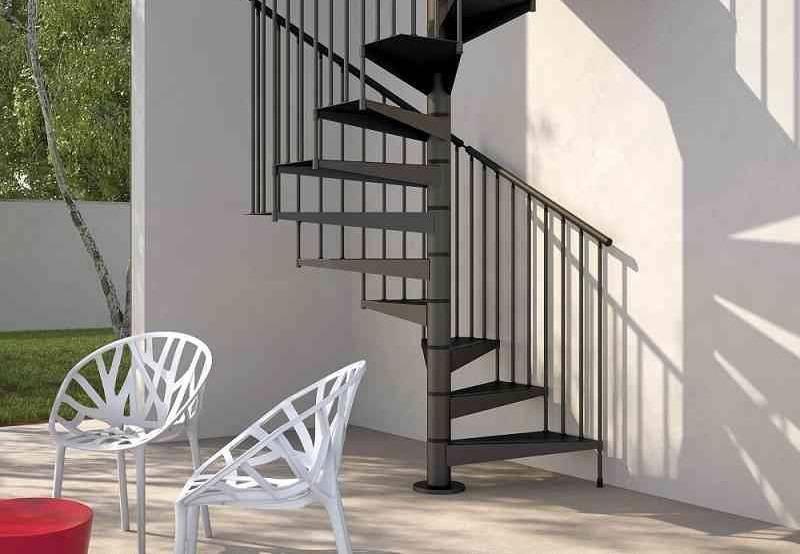 Escaleras de caracol - Idealkit