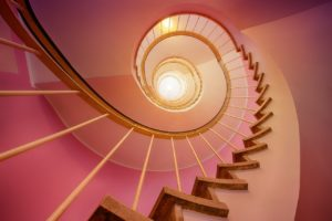 Barandillas de madera para escaleras